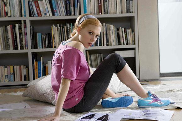 AOP nuotr./Scarlett Johansson