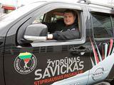 """Organizatorių nuotr./""""Metų visureigį 2011"""" padės išrinkti Žydrūnas Savickas"""