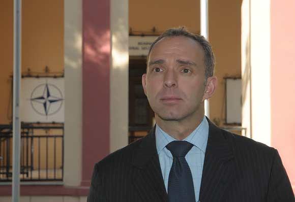Andriaus Vaitkevičiaus/15min.lt nuotr./Markas Sedwillas Kabule 2010 m spalį