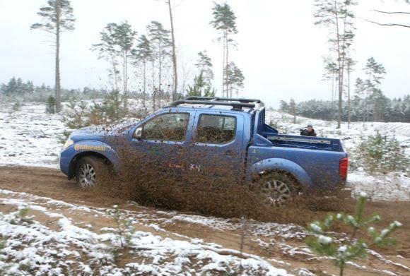 Organizatorių nuotr./Nissan Pathfinder