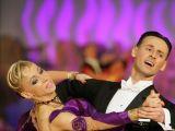 Dance Sport nuotr./Lietuvos čempionai Lina Chatkevičiūtė ir Donatas Vėželis