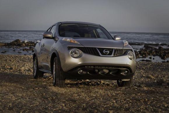 Gamintojo nuotr./Nissan Juke