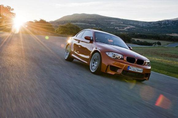 Gamintojo nuotr./BMW 1-os serijos M kupė
