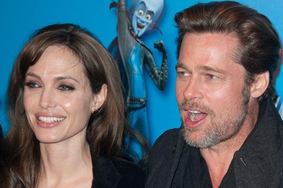 AOP nuotr./Angelina Jolie ir Bradas Pittas