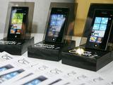 """Microsoft"" nuotr./""Samsung Omnia 7"""