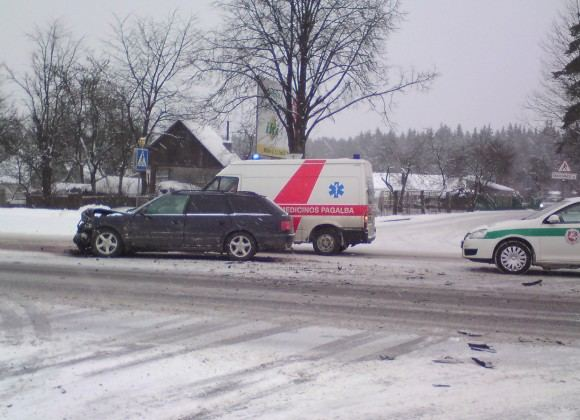 Andriaus Vaitkevičiaus/15min.lt nuotr./Įvykio vietoje