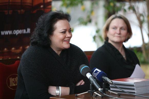Juliaus Kalinsko/15 minučių nuotr./Violeta Urmanavičiūtė-Urmana