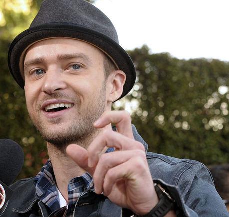 Scanpix nuotr./Justinas Timberlake'as