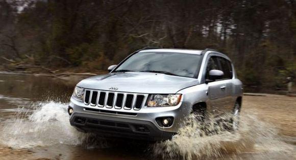 Gamintojo nuotr./Jeep Compass