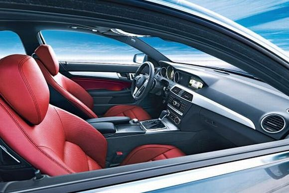 Gamintojo nuotr./Mercedes-Benz C klasės kupė