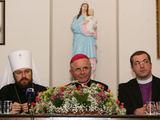 Eriko Ovčarenko/15min.lt nuotr./Konferencijoje dalyvavo skirtingų krikščioniškų Bažnyčių atstovai