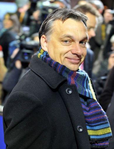 """AFP/""""Scanpix"""" nuotr./Vengrijos ministras pirmininkas Viktoras Orbanas"""