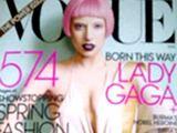 """""""Twitter"""" nuotr./Lady GaGa ant amerikietiškojo """"Vogue"""" viršelio"""