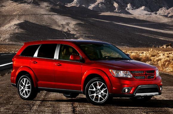 Gamintojo nuotr./2011 metų Dodge Journey