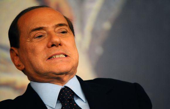 AFP/Scanpix nuotr./Silvio Berlusconi