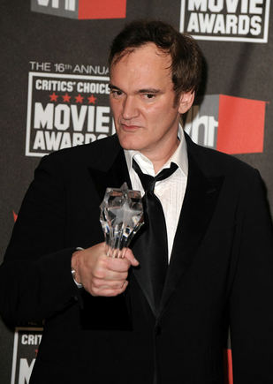 AOP nuotr./Quentinas Tarantino