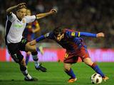 "AFP/""Scanpix"" nuotr./Marius Stankevičius ir Leonelis Messi"