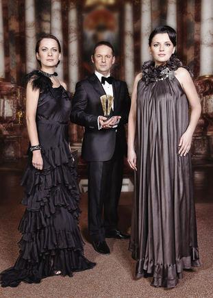 TV3 archyvo nuotr./Renata Šakalytė, Indrė Makaraitytė ir Rokas Petkevičius