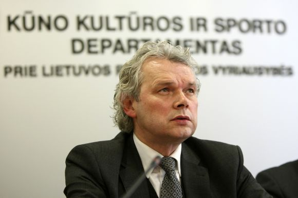 Andriaus Ufarto/BFL nuotr./KKSD generalinis direktorius Klemensas Rimaelis