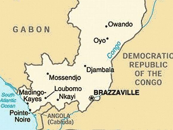 airliners.net nuotr./Lėktuvas An-12 Konge sudūžta jau nebe pirmą kartą