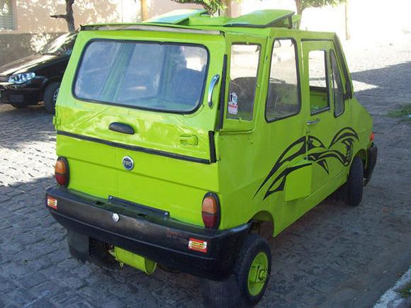 O.de Souzo automobilis
