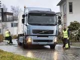 """Gamintojo nuotr./""""Volvo FE Hybrid"""" sunkvežimis"""