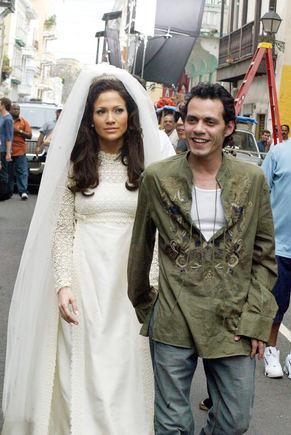 AOP nuotr./Jennifer Lopez ir Marcas Anthony