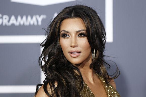 Scanpix nuotr./Kim Kardashian