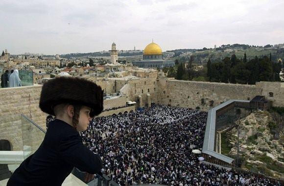 Reuters/Scanpix nuotr./Didysis penktadienis Jeruzalėje
