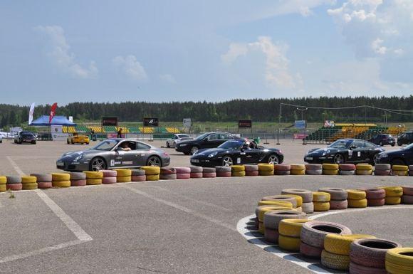 Porsche klubo archyvo nuotr./Porsche klubo renginys
