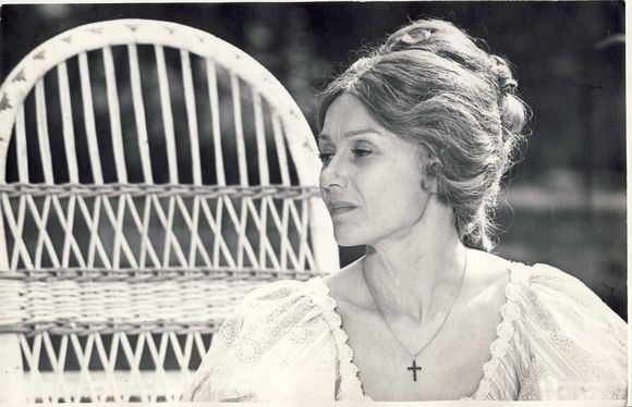 Romualdo Rakausko nuotr./Rūta Staliliūnaitė. Atpildo diena, 1975 m.