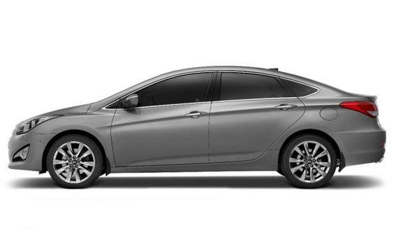 Gamintojo nuotr./Hyundai i40 sedanas