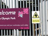 K.Ziminaitės nuotr./Kruopščiai saugomas įėjimas į Olimpinį parką