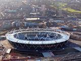"""""""Reuters""""/""""Scanpix"""" nuotr./London 2012-ųjų olimpinėms žaidynėms statomas Olimpinis miestelis"""