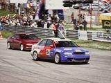 Algirdo Venskaus/Waska.lt nuotr./Fast Lap Race lenktynių akimirka