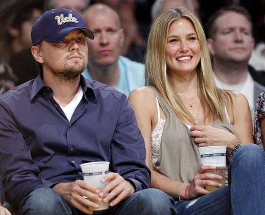Scanpix nuotr./Leonardo diCaprio ir Bar Refaeli