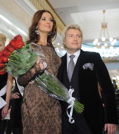 Scanpix nuotr./Nikolajus Baskovas ir Oksana Fiodorova