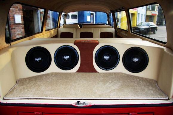 Asmeninio archyvo nuotr./Restauruotas Volkswagen T2