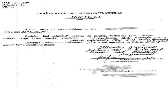 Asmeninio archyvo nuotr./A.Vilimas nustebo sužinojęs apie neva jo paraau patvirtintą sutartį.