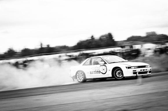 Tomo Petrovskio/Tomasfoto.lt nuotr./Evaldas Kovalenka, Nissan Silvia/D1Sport