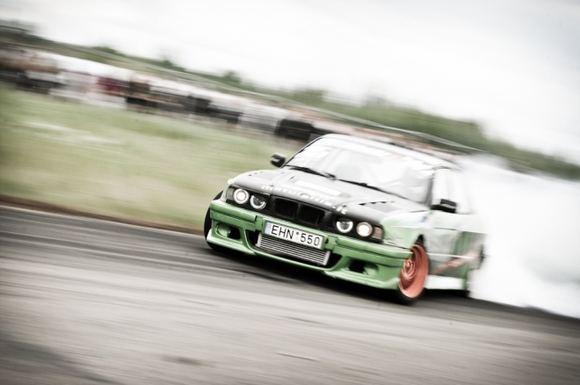 Tomo Petrovskio/Tomasfoto.lt nuotr./Darius Balys, BMW 5/Drifter.lt