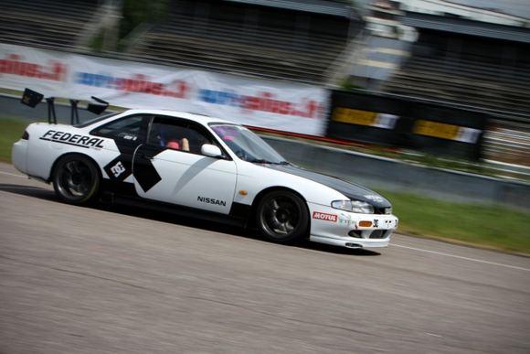 Andriaus Lauciaus nuotr./Tomas Gruzdys, Nissan 200SX