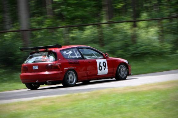 Andriaus Lauciaus nuotr./Pranas Sasnauskas, Honda Civic