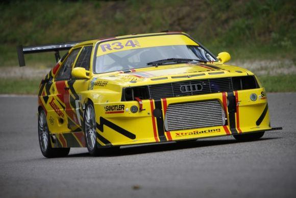 Andriaus Lauciaus nuotr./Paulius Insoda, Audi Xtra Coupe