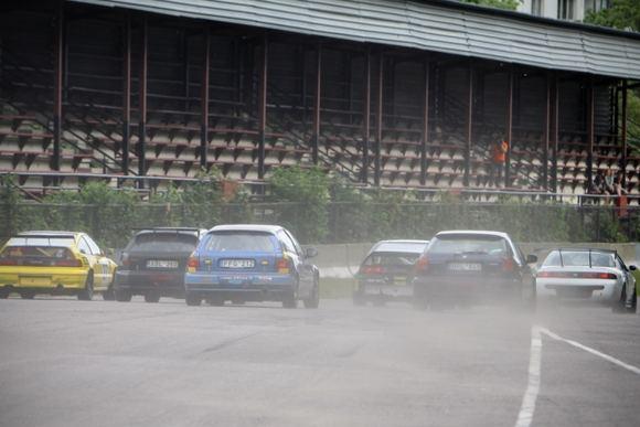 Andriaus Lauciaus nuotr./Race varžybų startas