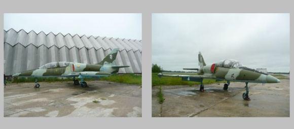 VTF parduodamas mokomasis lėktuvas