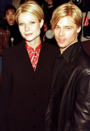 AOP nuotr./Gwyneth Paltrow ir Bradas Pittas