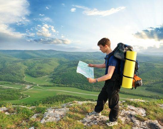 123rf.com nuotr./Keliaudami savarankiškai turėsite galimybę susidaryti sau tinkamą maršrutą.