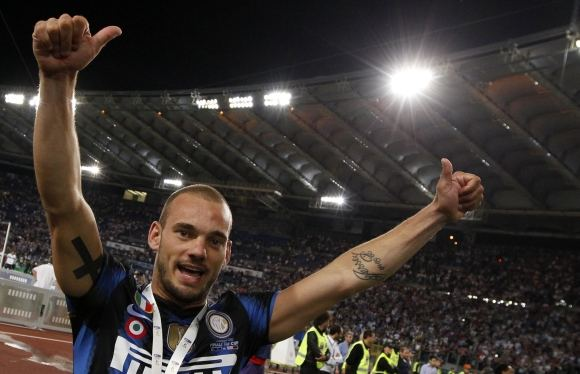 Reuters/Scanpix nuotr./Wesley Sneijderis