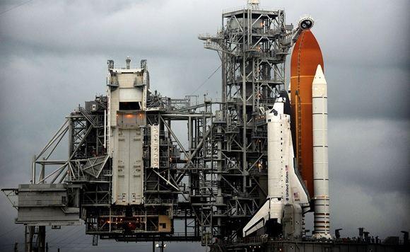 Reuters/Scanpix nuotr./Atlantis erdvėlaivis
